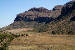 Południowa Afryka krajobraz Obrazy Stock