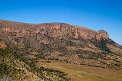 Południowa Afryka krajobraz Obrazy Royalty Free