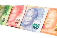Południowa Afryka notatki Obrazy Stock