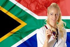 Południowa Afryka opieka zdrowotna Obraz Royalty Free