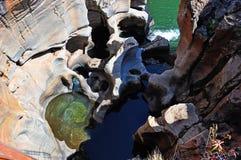 Południowa Afryka, wschód, Mpumalanga prowincja Zdjęcie Royalty Free
