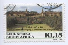 Południowa Afryka znaczki Obraz Royalty Free