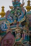 Po?udniowa India Madurai Thiruparankundram Murugan ?wi?tynia obrazy stock
