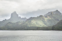 Południowa Pacyficzna wyspa 1 Obrazy Royalty Free