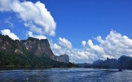 południowa Surat Thailand thani wycieczka Zdjęcia Royalty Free