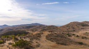 Południowego Kalifornia krajobraz Zdjęcie Stock