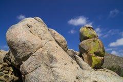 Południowego Kalifornia krajobraz Obraz Royalty Free