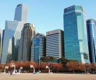 Południowego Korea yeoido park obraz stock