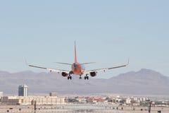 Południowo-zachodni Linie lotnicze Boeing 737 Obrazy Stock