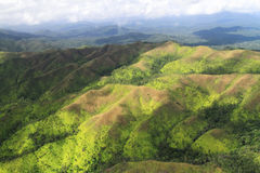 Południowy Belize krajobraz Fotografia Stock