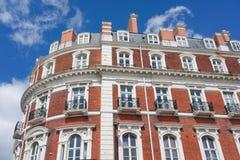 Południowy westernu dom w Southampton Zdjęcia Royalty Free