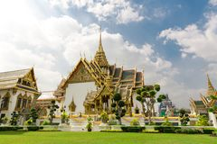Po Wat ναός Στοκ Εικόνες