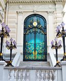 Po Wat πόρτα ναών Στοκ εικόνα με δικαίωμα ελεύθερης χρήσης