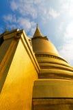 Po Wat στέγη ναών Στοκ εικόνα με δικαίωμα ελεύθερης χρήσης