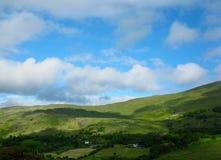 Połysk dolina, Co Kerry ireland Zdjęcie Royalty Free
