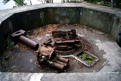 Połysku bunkier Fotografia Royalty Free