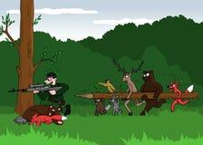 Poacher Fotografia de Stock