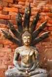 Poak Buddha image2 di Naak Immagine Stock Libera da Diritti