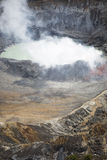 Poas Volcano - 2012 Stock Photography