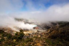 Poas wulkan - Costa Rica Zdjęcie Royalty Free