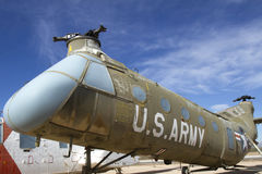 Poasecki H-21C Workhorse. Helicopter Royalty Free Stock Images