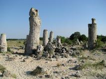Pobiti Kamani в Болгарии Стоковые Изображения RF