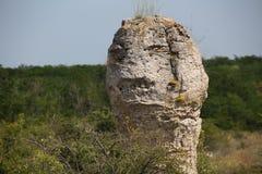 Pobiti Kamani The Stone Desert Stock Photos