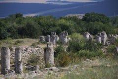 Pobiti Kamani The Stone Desert Stock Photography