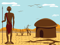 Población de África