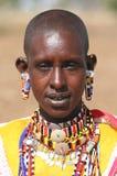 Población de África Imágenes de archivo libres de regalías