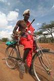 Población de África Foto de archivo