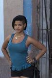 Población de La Habana Imagen de archivo