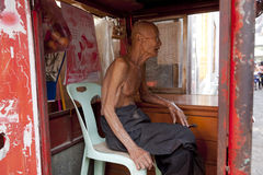 Población de Tailandia Fotos de archivo