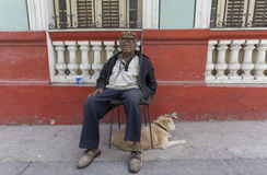 Población de Cuba Imagen de archivo libre de regalías