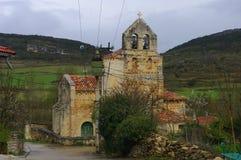 Poblado de Escaño, Villarcayo, Spain. Poblado de Escaño, Villarcayo de Merindad de Castilla la Vieja, Spain Stock Photos