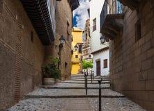 Poble Espanyol στη Βαρκελώνη, Ισπανία Στοκ φωτογραφίες με δικαίωμα ελεύθερης χρήσης