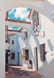 Poble Espanyol Stock Afbeelding