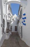 Poble Espanyol - Arcitecture 图库摄影