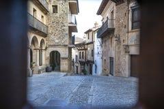 Poble Espanyol Palma de Majorca, Ισπανία Στοκ Φωτογραφίες