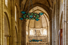 Poblet abbey in SPain Stock Photography