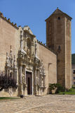 Poblet Monastery - Catalonia - Spain Stock Photos