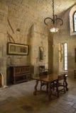 Poblet Monastery - Catalonia - Spain Stock Images