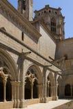 Poblet Monastery - Catalonia - Spain Royalty Free Stock Photo