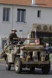 Poborcy skojarzenie pojazdy wojskowi Obrazy Royalty Free