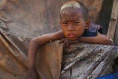 pobreza Imagens de Stock