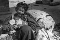 pobreza Imagenes de archivo