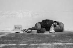 pobreza Imagen de archivo