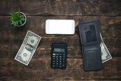 pobreza deudas ahorros foto de archivo