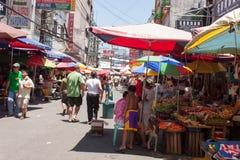 Pobreza en Asia fotos de archivo libres de regalías