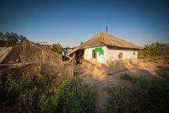 Pobreza en Rumania. Fotos de archivo libres de regalías